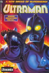 Ultraman (1993 series) #2, VG (Stock photo)