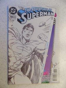 ADVENTURES OF SUPERMAN # 560