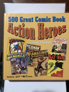 500 Great Comic Boon Action Heroes FN