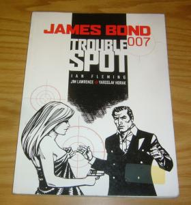 Ian Fleming's James Bond 007: Trouble Spot SC FN titan books - graphic novel