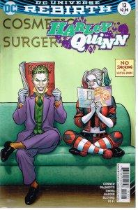 Harley Quinn #13 (2017) var. cvr.
