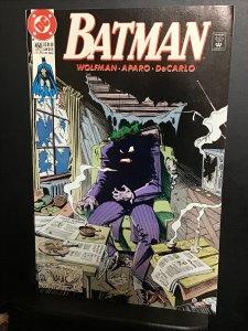 Batman #450 (1990) Super high-grade Joker cover key! NM Wow!