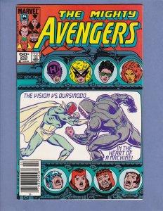 Avengers #253 VF/NM Marvel 1985