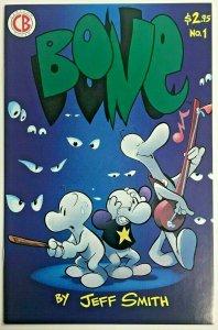 BONE#1 NM 1994 7TH PRINTING JEFF SMITH CARTOON BOOKS COMICS
