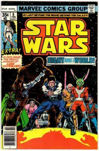 STAR WARS 8 FN  Feb. 1978