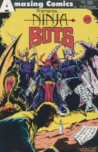 AMAZING COMICS PREMIERES (1987 AZ) 1-5 SAM KEITH!!!