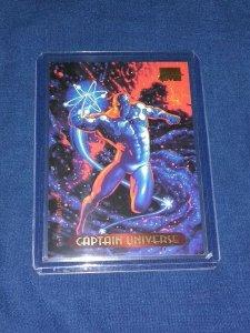 1994 FLEER MARVEL MASTERPIECES #19 CAPTAIN UNIVERSE