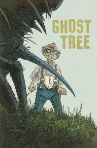 GHOST TREE (2019 IDW) #4 PRESALE-07/17