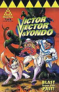 Victor Vector And Yondo #1 VF/NM; Fractal | save on shipping - details inside