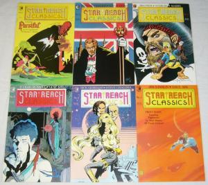 Star Reach Classics #1-6 FN/VF dave sim JIM STARLIN howard chaykin NEAL ADAMS