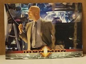 2008 Iron Man Movie Trading Card #43