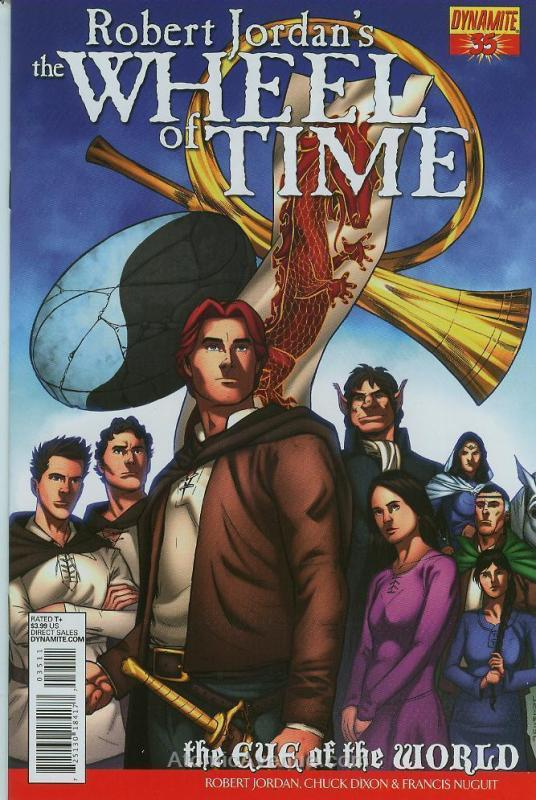 Wheel Of Time (Robert Jordan'…), The #35 VF/NM; Dynamite | save on shipping - de