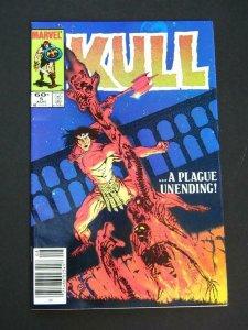KULL #5, VF/NM, John Buscema, Robert Howard, Marvel, 1983 1984 more in store