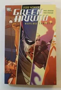 GREEN ARROW VOL.6 MOVING TARGETS TPB SOFT COVER NM