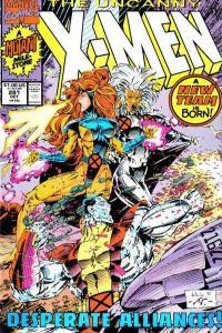 Uncanny X-Men (1981 series) #281, VF+ (Stock photo)