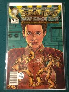 Star Trek Deep Space Nine #7 Malibu Comics