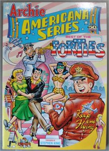 Archie Americana Series Best of the Forties TPB (1992)  F/VF    See Actual Photo
