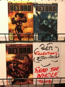 RELOAD (2003 WS) 1-3  WARREN ELLIS & PAUL GULACY