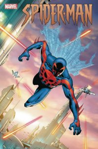 SPIDER-MAN (2019 MARVEL COMICS) #3 VARIANT CAMUNCOLI 2099 PRESALE-11/27