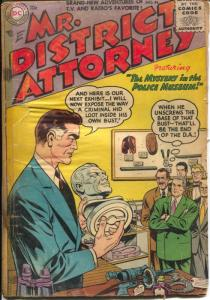 Mr. District attorney #44 1955-DC-crime stories-TV & radio show-FR