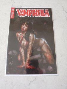 Vampirella #12 (2020) LUCIO PARRILLO VARIANT
