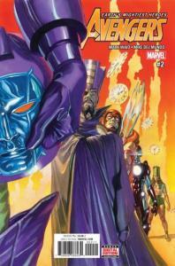 Avengers (Jan 2017 series) #2, NM (Stock photo)