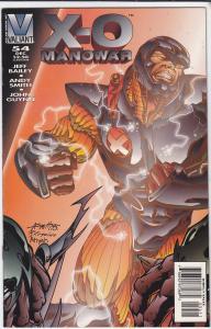 X-O Manowar #54