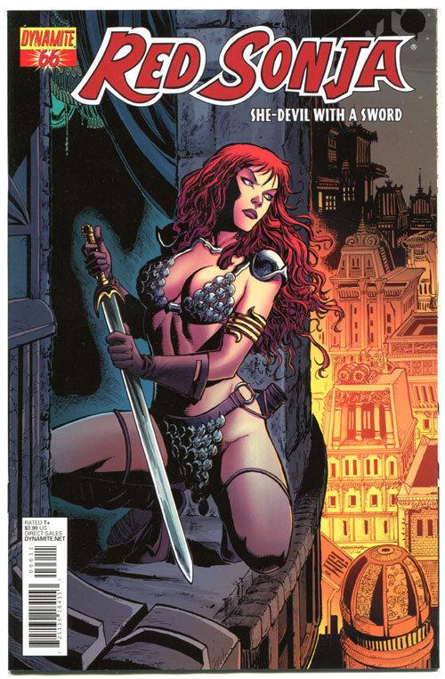 RED SONJA #66, VF+, She-Devil, Sword, Geovani, 2005, more RS in store