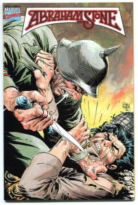 ABRAHAM STONE #1, NM, Joe Kubert, Epic Marvel, 1995, more items in store