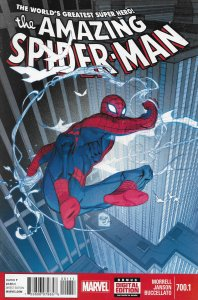 The AMAZING SPIDER - MAN #700.1 ~ NEW, MINT ~ Never Read