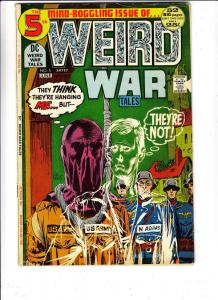 Weird War Tales #5 (Jun-72) FN- Mid-Grade
