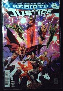 Justice League #3 (2016)