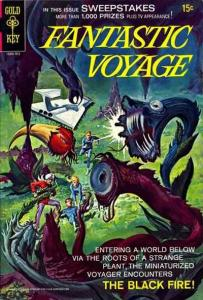 Fantastic Voyage (1969 series) #2, Fine+ (Stock photo)
