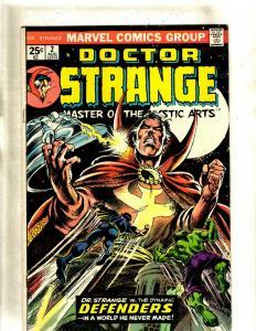 7 Comics Doctor Strange 2 New Thunderbolts 4 Darkhawk 9 Powerless 3 +MORE HY2