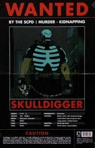 Skulldigger & Skeleton Boy Double Sided Folded Poster (17 x 11) New! [FP31]