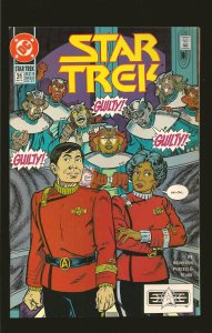 DC Comics Star Trek #31 (1992)