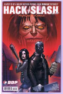 HACK SLASH #2, NM, Series, Tim Seeley, Serial Killer, 2007, more HS in store