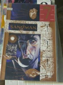 SANDMAN #  47  1993 DC COMICS NEIL GAIMAN   BREIF LIVES PT 7+ THE ENDLESS