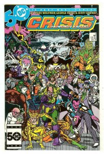 Crisis On Infinite Earths 9   1st Charlton's Ghost into DC Universe