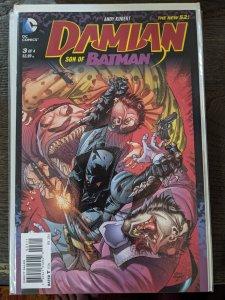 Damian: Son of Batman #3 (2014)
