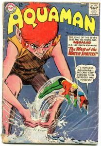 Aquaman #10 1963- DC Silver Age reading copy