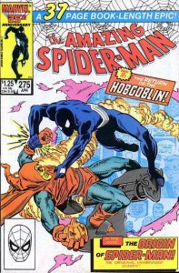 Amazing Spider-Man #275 (ungraded) stock photo