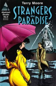 Strangers in Paradise (2nd Series) #9 VF; Abstract | save on shipping - details