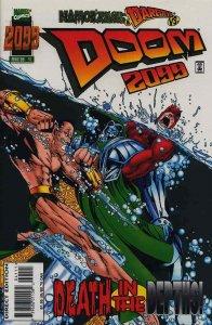 Doom 2099 #41 VF; Marvel   save on shipping - details inside