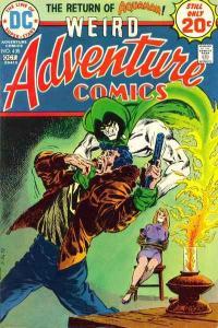 Adventure Comics (1938 series) #435, Fine+ (Stock photo)