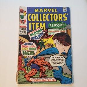 Marvel Collectors Item #16