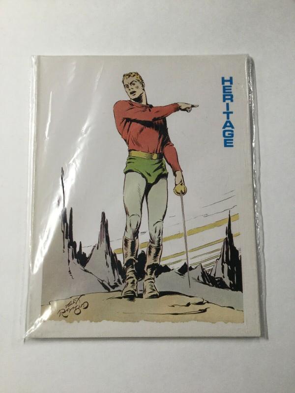 Heritage Flash Gordon Volume 1a 1b Set Nm Near Mint Unknown Publisher