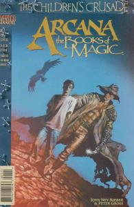 Arcana Annual #1 VF/NM; DC/Vertigo | save on shipping - details inside
