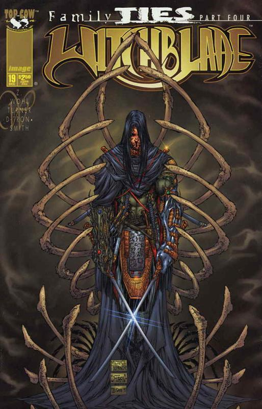 Witchblade #19 VF/NM Image - save on shipping - details inside