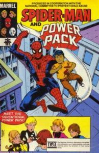 Amazing Spider-Man & Power Pack #1, VF+ (Stock photo)